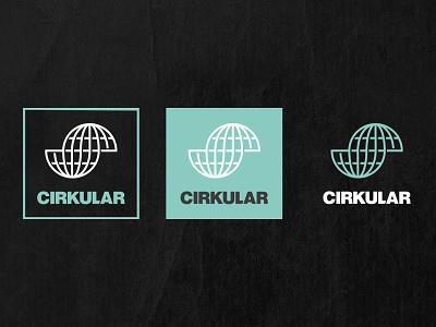 Cirkular (2018) art direction branding