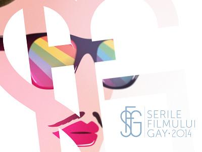SFG (2014) branding key visual poster art art direction design
