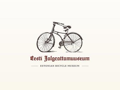 Estonian bicycle museum logo