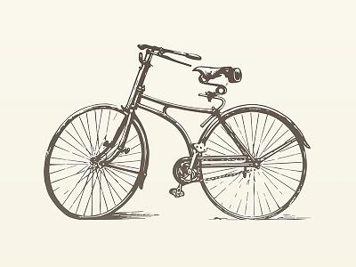 Estonian bicycle museum bicycle logo