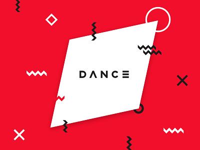 Dance branding identity cvi logo