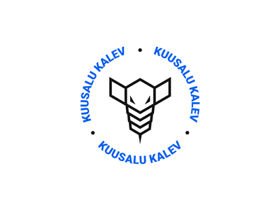 FC Kuusalu Kalev cvi rebranding identity logo fc football branding