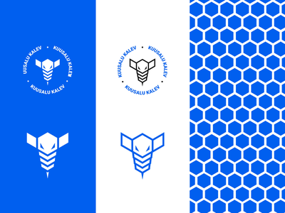 FC Kuusalu Kalev rebranding logo identity football fc cvi branding