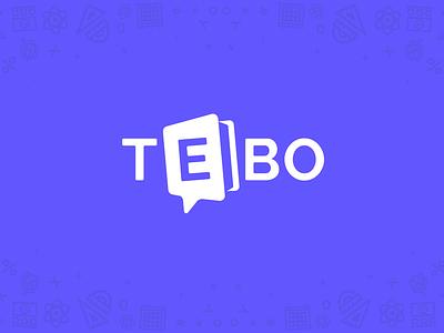 TEBO rebranding logo identity book teachers education-tech ed-tech education cvi branding