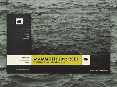 Mammoth Media Concept