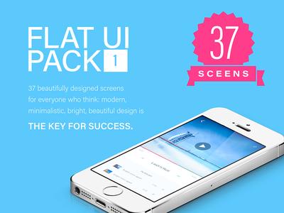 Flat UI Pack 1