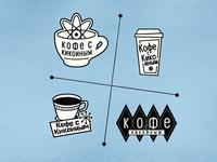 Unused coffee marks