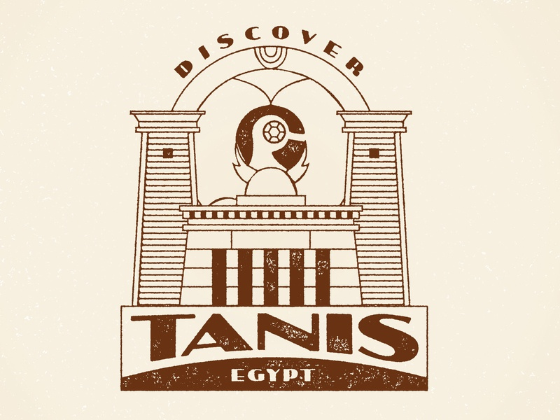 "Tanis and ""True Grit Texture"" in grunge tanis adventure badge travel indiana jones"