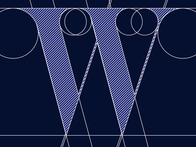 36 Days of Type W illustration handlettered typography lettering design lettering artist handlettering alphabet 36daysoftype08 36daysoftype lettering