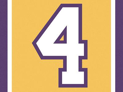 36 Days of Type 4 kobe handlettered typography lettering design lettering artist handlettering alphabet 36daysoftype08 36daysoftype lettering
