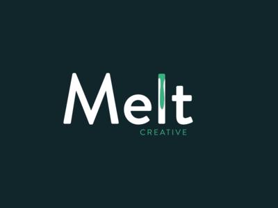 Logo For Melt Creative