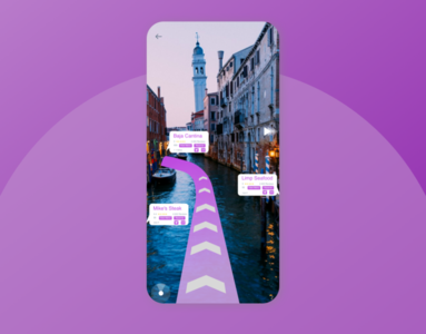 Canal Water Taxi Ar App