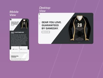 CustomFuze New Website Design