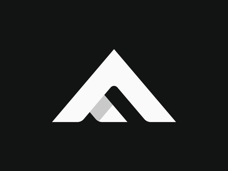 F logo black f branding logo symbol mark