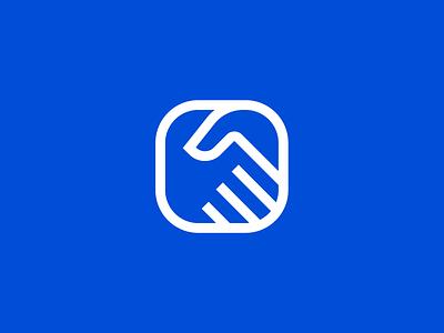 Pact symbol mark logotype icon logo branding minimalism