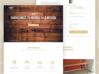 UX Design Labs - Madera Makers Website