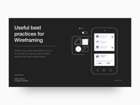 Wireframing Best Practices