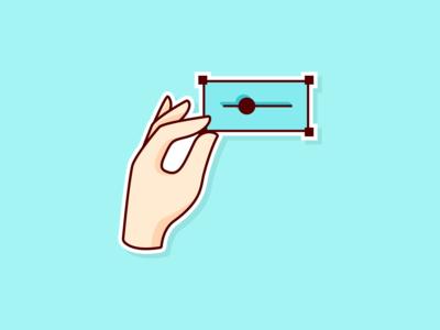 User Interface Design Sticker