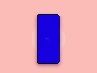 IxD Challenge — Day 7 ixd invision studio 21daysofixd minimalism animation ux ui