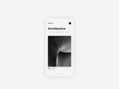 IxD Challenge — Day 8 design minimalism ux 21daysofixd app design invision studio ui