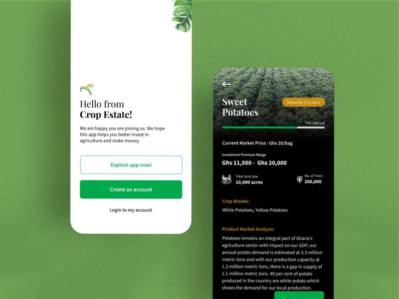 Crop Investment