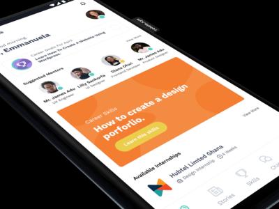 Mentorship App
