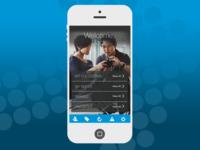 Iphone App for Cisco CMK
