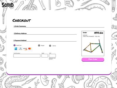 Checkout webdesign ux ui productdesign dailyui