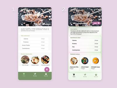 Evolution redesign design app uxui ui design