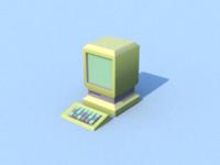 Imaginary Computer Logo