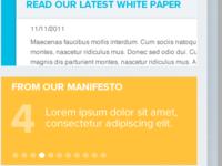 Buttery Manifesto