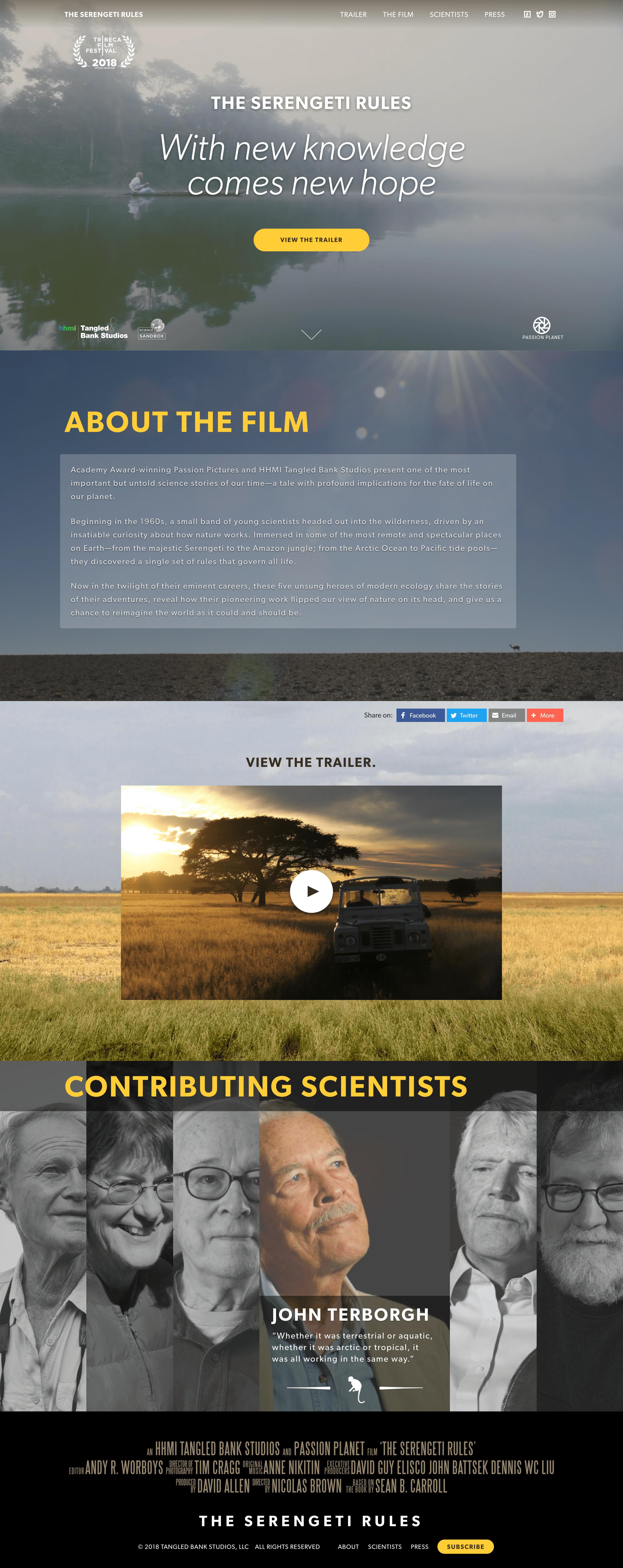 Serengeti behance 2x