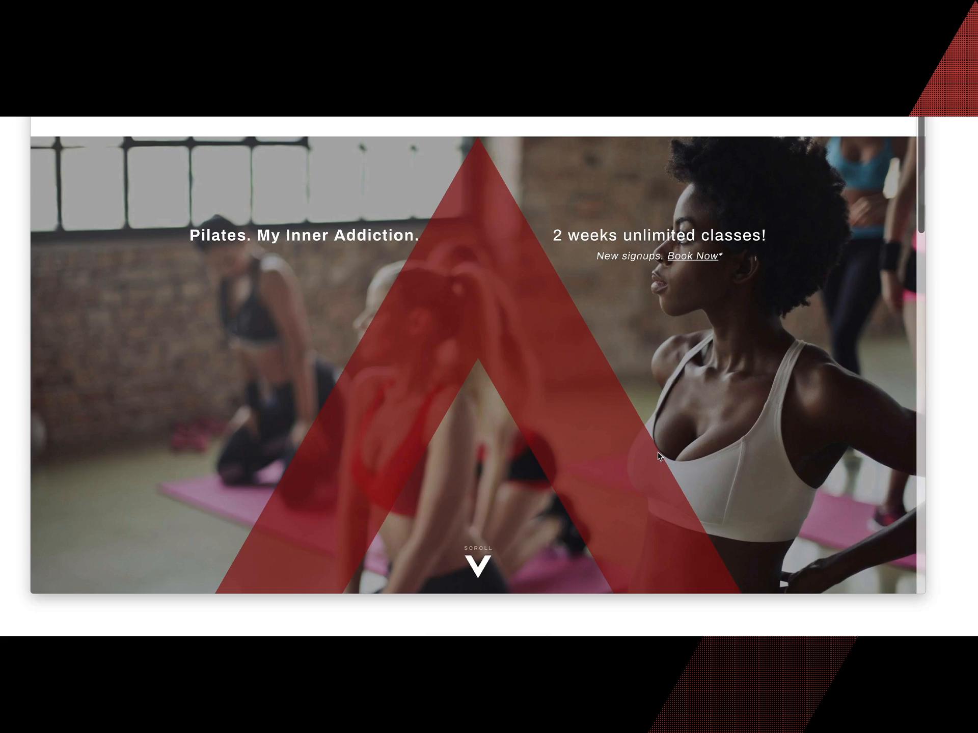 Pilates teaser