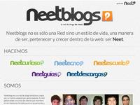neetblogs home