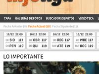 infoliga: scores