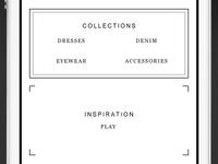 Mobile Homepage Adaptation