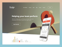 Nudge Rewards Marketing Site