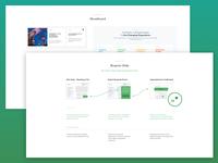 Homewood: Moodboard & User Flow