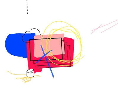 Creative Software Explosions — 03 energy database free wild system identity diagram marker passion paint software branding
