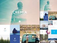 Cremia Portfolio