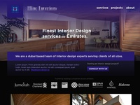 Design for a Interior design firm