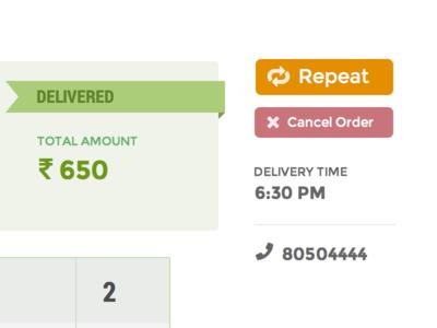 Order Status