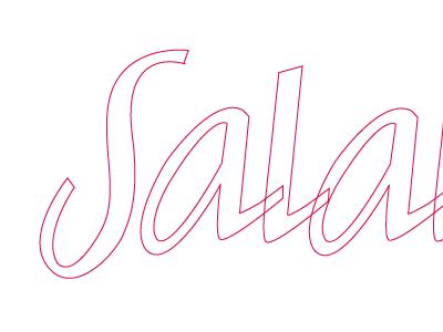 Lettering Practise. lettering branding logo typography mark letter