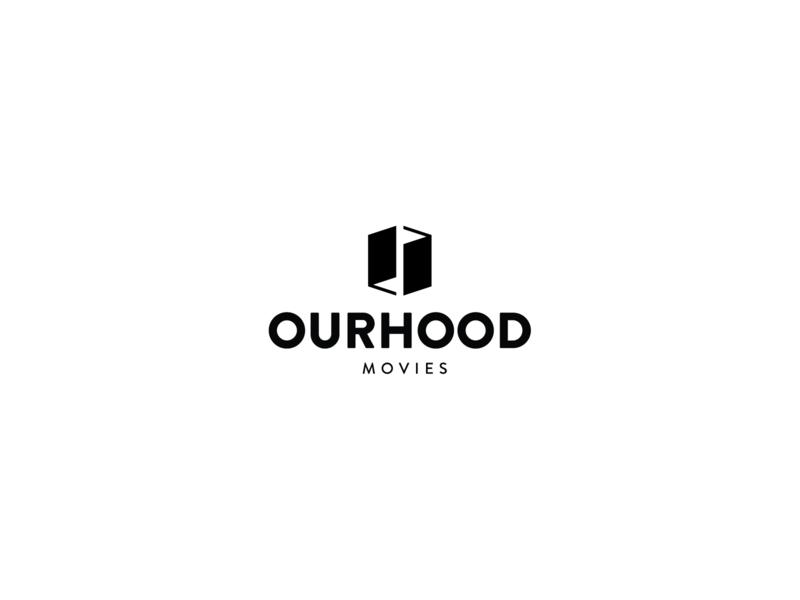 Branding for a Film Production Company branding movie film logo