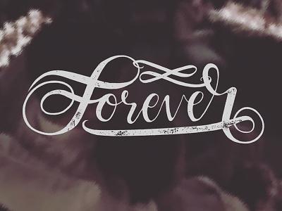 Forever Lettering vetor process custom lettering lettering artist hand lettering lettering