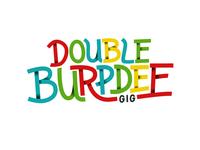 Double Burpdee Gig Logo