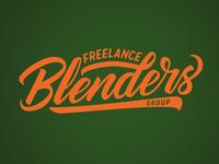 Freelance Blenders Group Logo