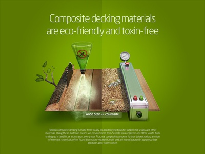 Wood vs. Composite