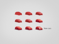 New cars make of