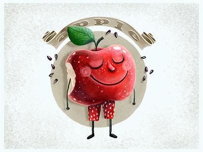 Apple 13mu banner illustration apple
